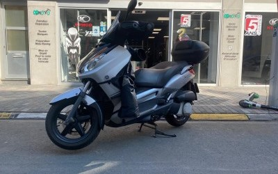 Yamaha x-max 250 2008